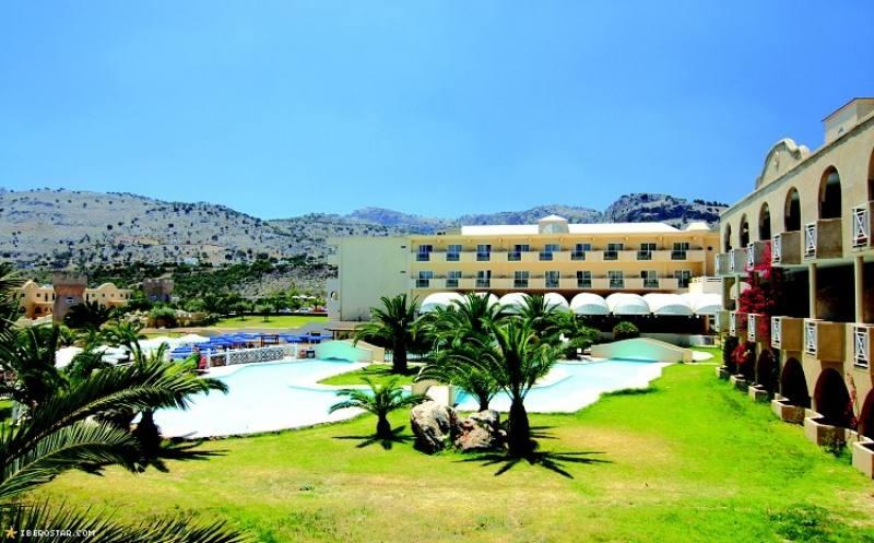 Hotel Iberostar Lindos Royal - Lindos - Rhodos